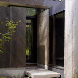 Quantum Windows & Doors | mw|works architecture - Jeremy Bitterman Photography: