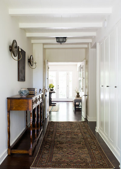 Traditional Entry by Mark J Williams Design