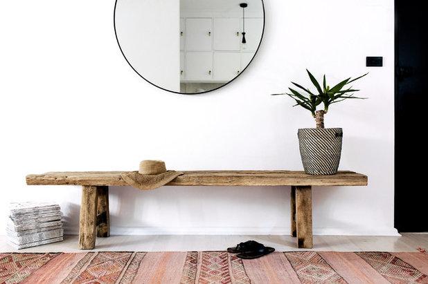Scandinavian Entry by Jillian Dinkel Designs