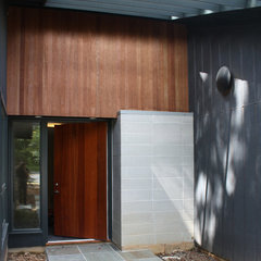 modern entry by Randall Mars Architects