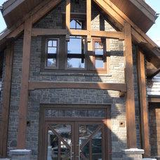 Entry by Gaulhofer Windows