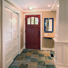 Traditional Entry by Anthony Wilder Design/Build, Inc.