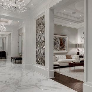 Real Calcutta Porcelain Tile designed by Flora Di Menna