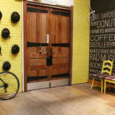 Industrial Entry by Jen Chu Design