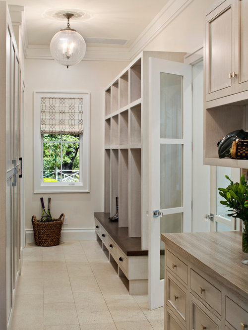 Flush mount lights entryway design ideas remodels photos for Ingresso anteriore del mudroom
