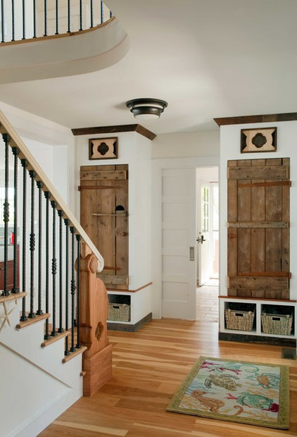 Transitional Entry by Longleaf Lumber Inc