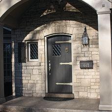 Eclectic Front Doors by Door Store and Windows
