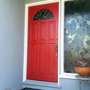 Red Entry Door | Los Angeles