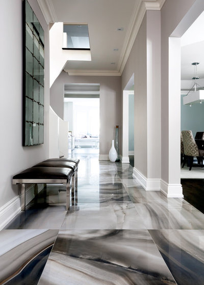 When Bigger Is Better: The Dramatic Look of Large-Format Tiles