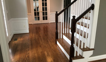 Refinishing project at Kingfisher Lane Alexandria
