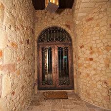 Mediterranean Entry by JMC Designs llc