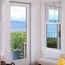 Beach Style Entry by West Seattle Window & Door LLC