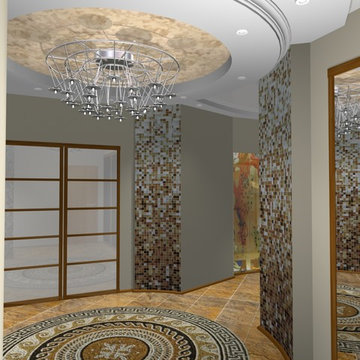 Remodel with Mosaic Tiles