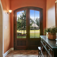 traditional entry by P.A.S. Interiors, LLC