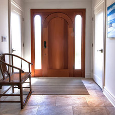 Contemporary Entry by Centanni Tile Inc.