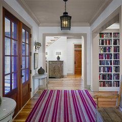 traditional entry by Catalyst Architects, LLC
