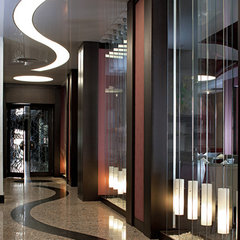 contemporary entry by Apre design group