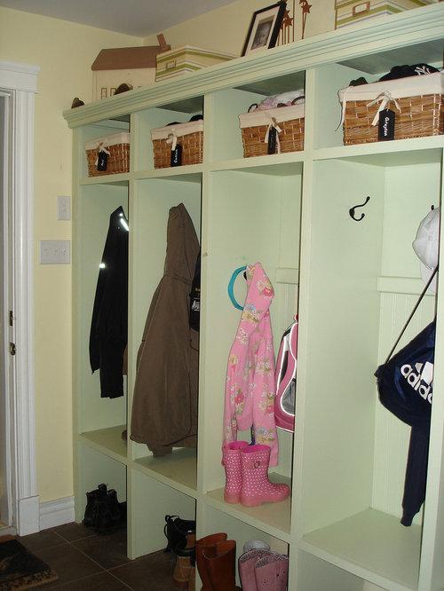 Mudroom Storage Ottawa : Locker cubbies home design ideas pictures remodel and decor