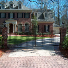 Entry by ARNOLD Masonry and Landscape