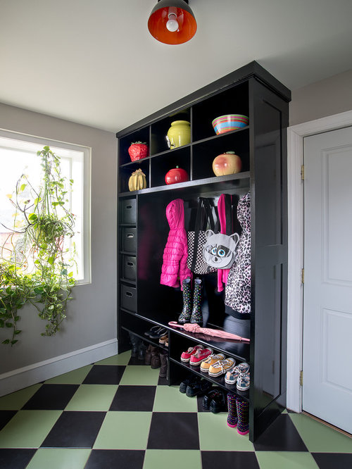 Small Entryway Storage Design Ideas Amp Remodel Pictures Houzz