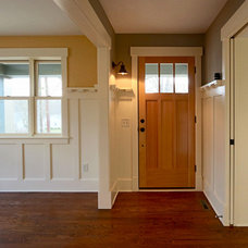 Craftsman Entry by Marcus DiPietro, Architect