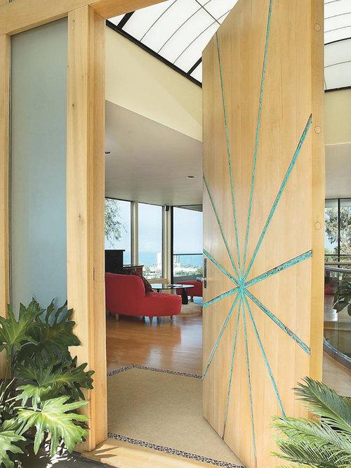 Glass Pivot Door Houzz