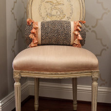 Traditional Entry by Barbara Brown Interiors, Inc.