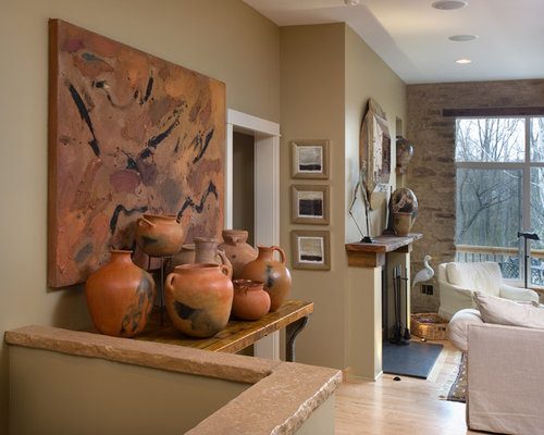 pottery display home design ideas pictures remodel and decor