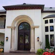 Mediterranean Entry by Thomason Design