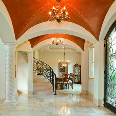 Mediterranean Entry by Fine Focus Photography