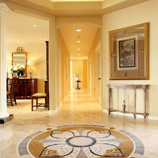 Traditional Entry by Emery & Associates Interior Design