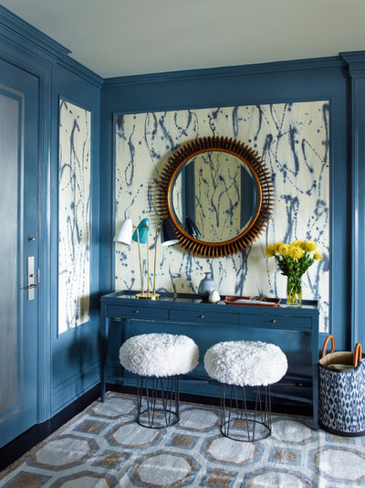 Transitional Entrance by Mendelson Group