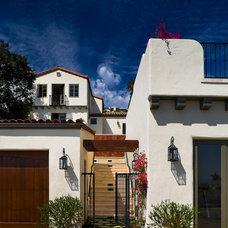 Mediterranean Landscape by Josh Blumer :: AB design studio, inc.