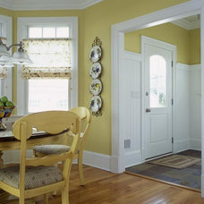 Traditional Entry by Monetti Custom Homes