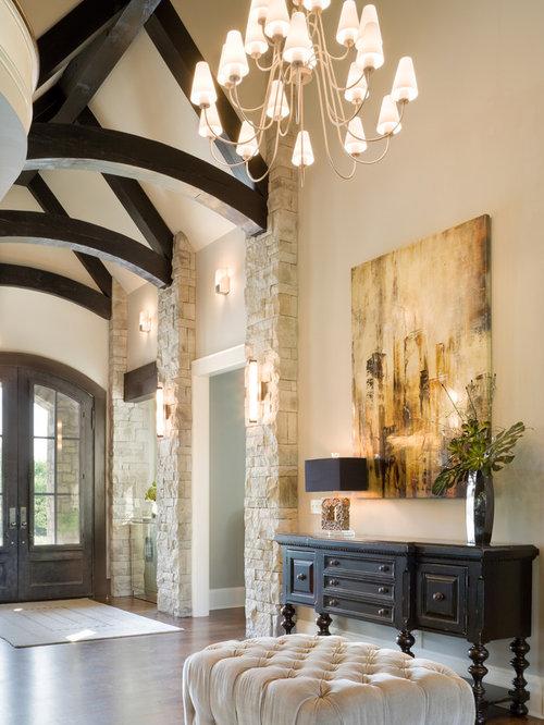 Fotos de entradas   Diseños de puertas principales contemporáneas en ...