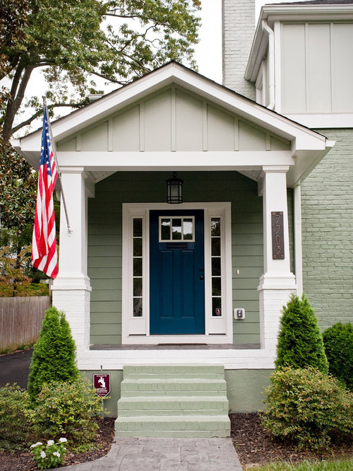 Hale navy front door home design ideas pictures remodel for Navy blue front door