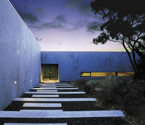 Moderne Entré by Dale Jones-Evans Pty Ltd Architecture
