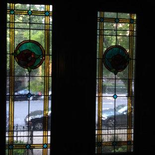 ROSE WINDOWS Entryway Boston