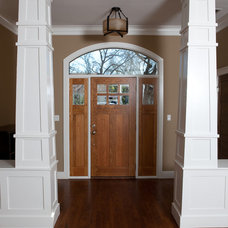 Traditional Entry by RisherMartin Fine Homes