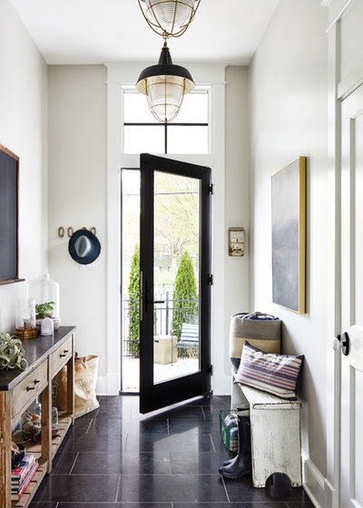 Coastal Entry by Laura Campbell Architecture