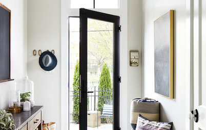 The 10 Most Popular Home Entryways on Houzz Right Now