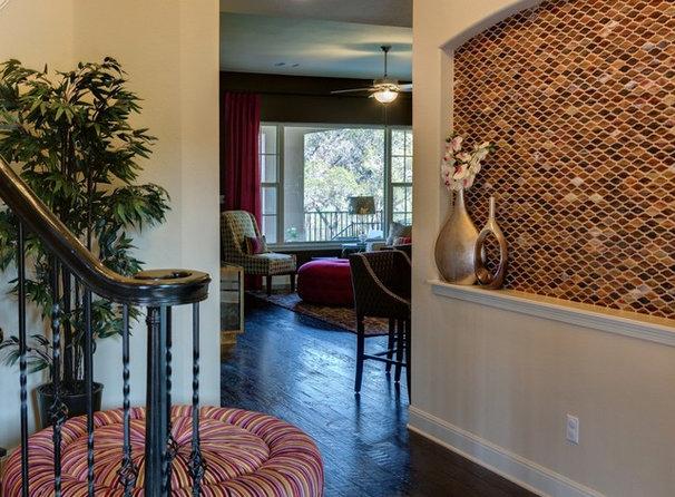 Traditional Entry by Design Studio2010, LLC