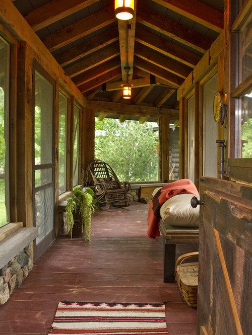 Enclosed breezeway home design ideas pictures remodel for Enclosed porch decorating ideas