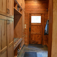 Rustic Entry by Julia Williams, ASID