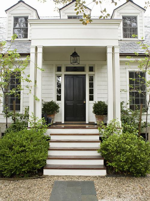 Timber Front Door Ideas Photos