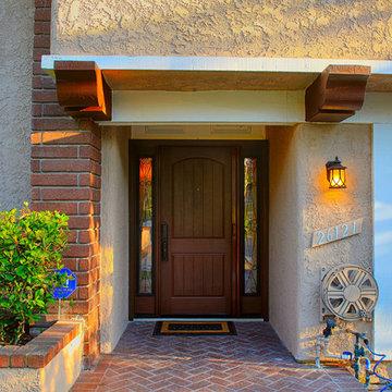Rustic Entry Door Design Ideas