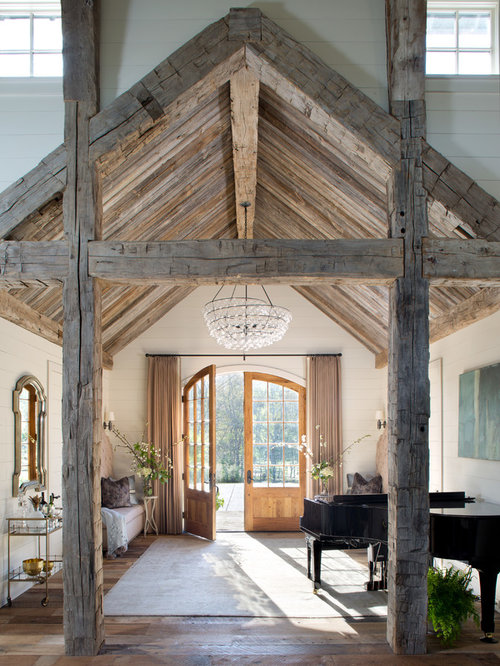 Country Entryway Design Ideas Renovations Amp Photos With