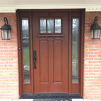 Chesapeake Entry Way Traditional Entry Denver By