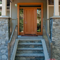 Traditional Entry by Step One Design