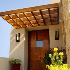 Southwestern Entry by martha picciotti
